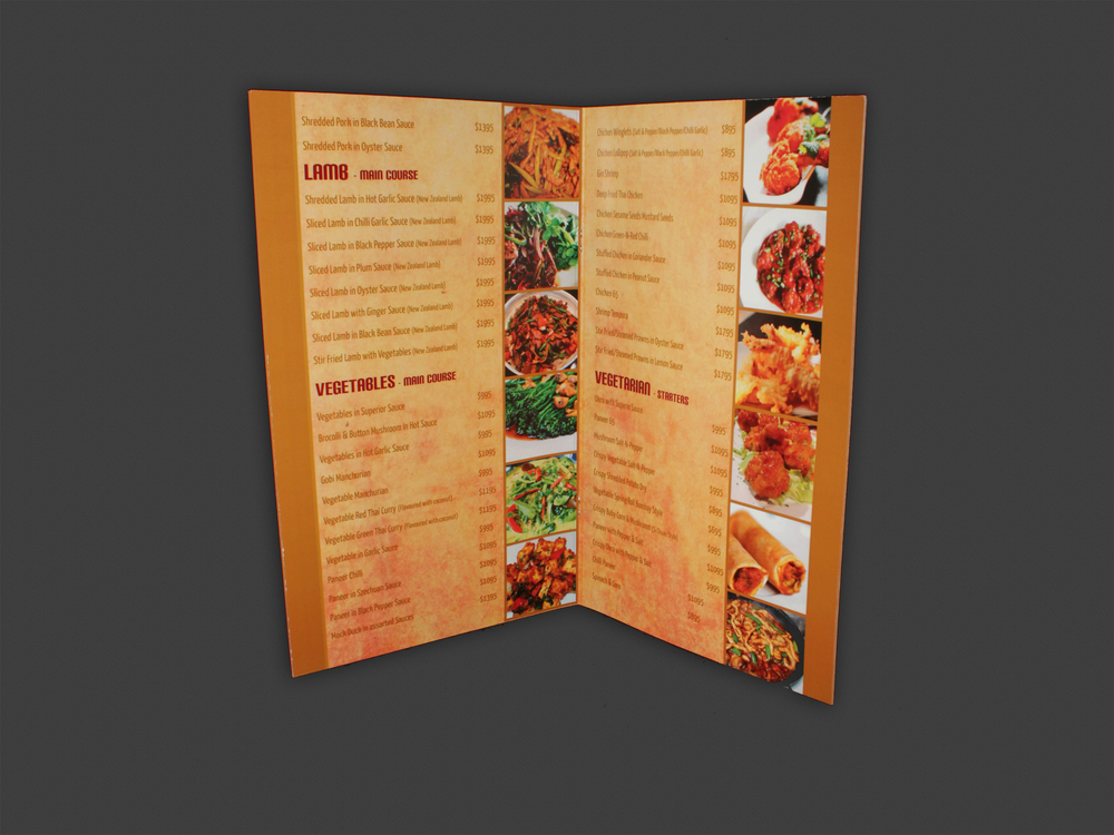 Menu | Saffron Indian Cuisine (open)