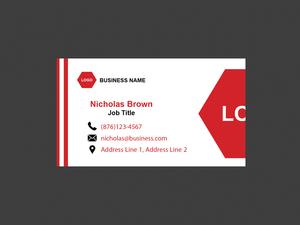 Design templates paperboy ja single sided business cards colourmoves