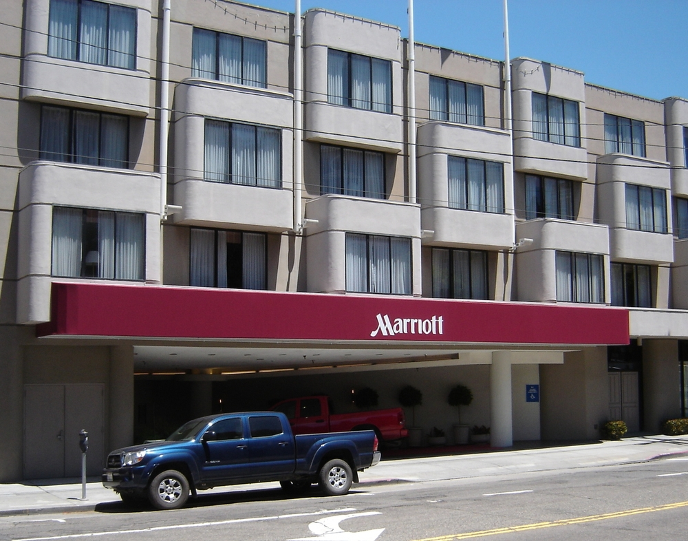Marriott Fishermans Wharf