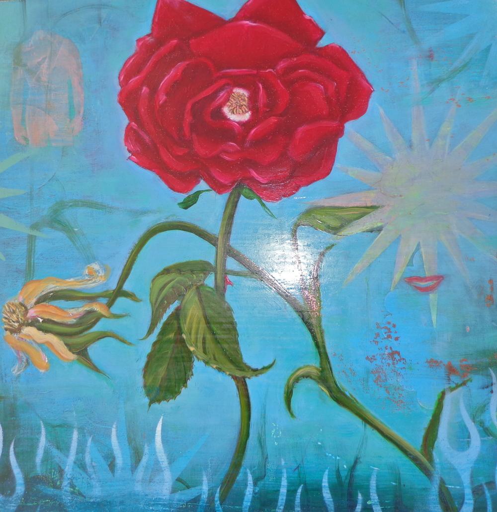 Tortured Rose