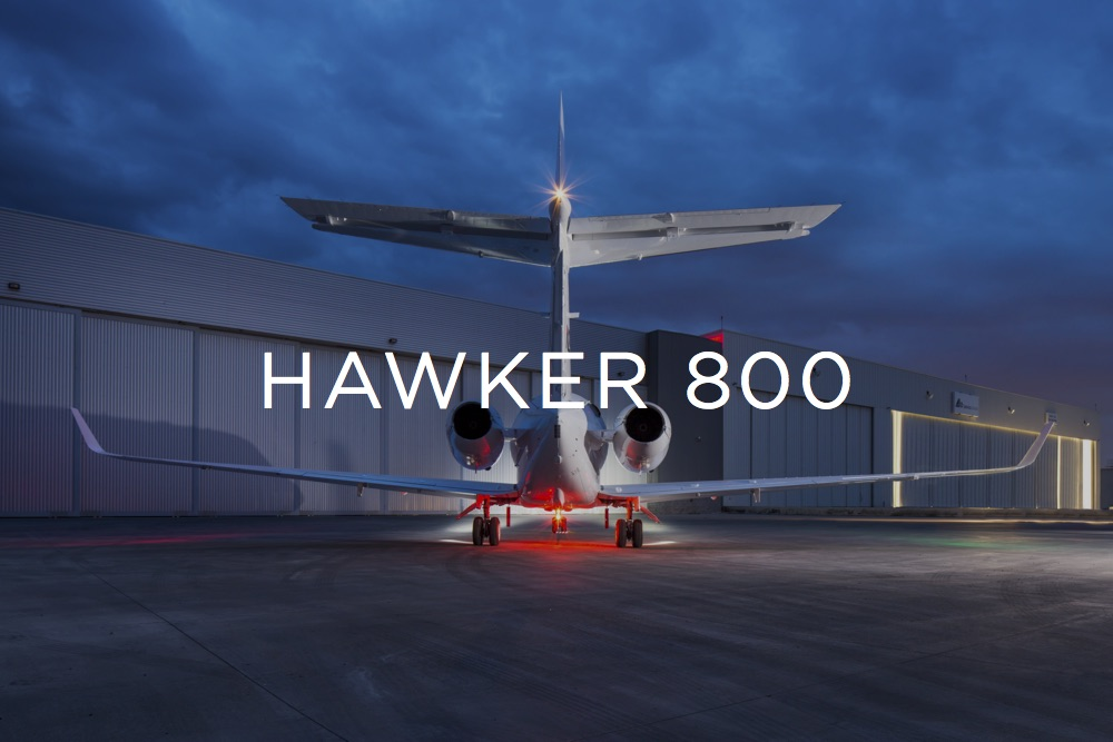 HAWKER 800 - CDMX