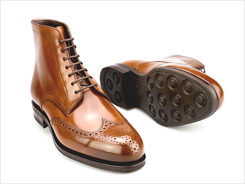 Kipper Clothier's Custom Boots