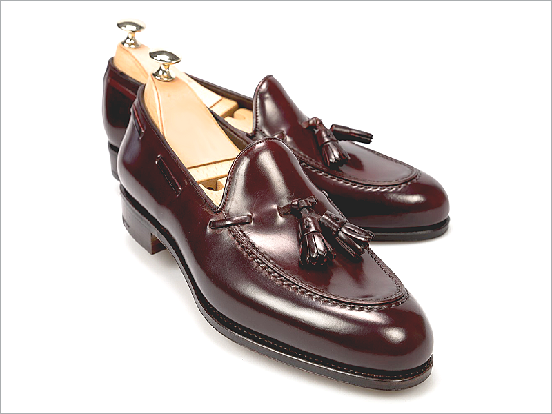 Kipper Clothier's Custom Loafers