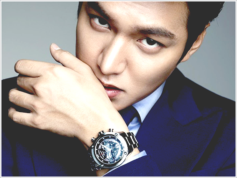 Lee Minh Ho for Romanson Watches