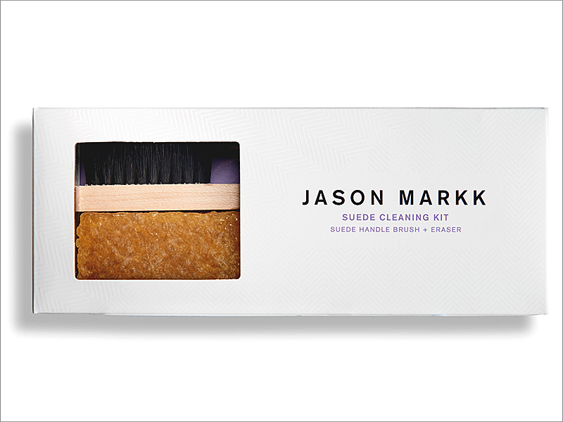 Jason Markk Suede Kit // Focus: Complete with everything you need, and that's it.