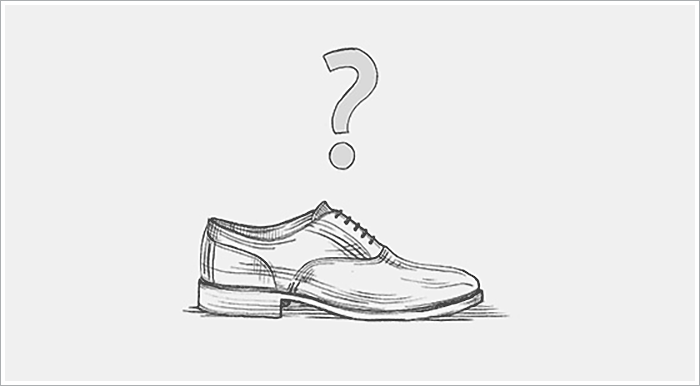 Confused about what's the best shoe to pair with your grey suit? Just you wait...