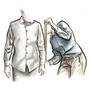 Meet Your Tailor - We help you find a tailor in your area that will take thirty-six body and posture measurements.