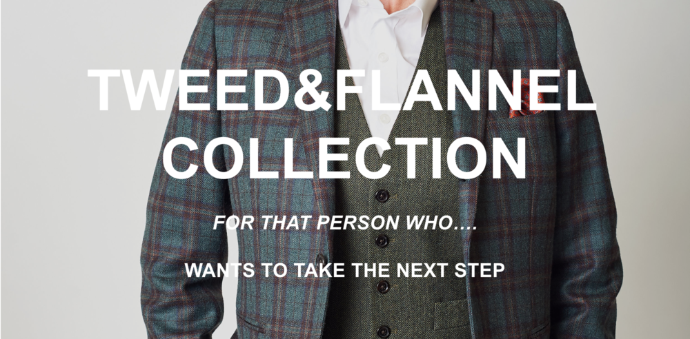 flannel and tweed collection