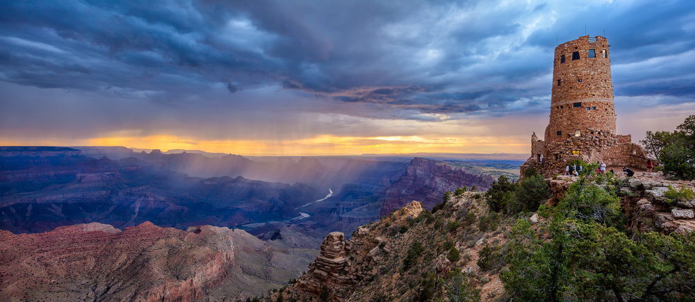 Desert View Thunderstorm - Grand Canyon National Park-011.jpg