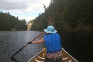 Barron River Canoe