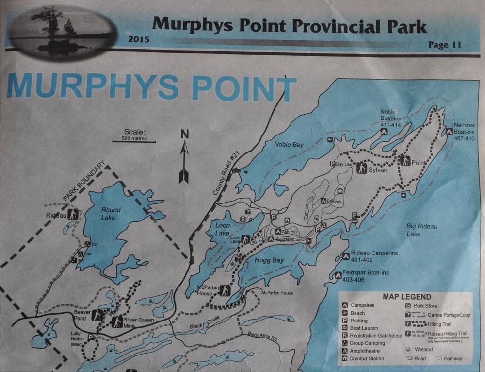 Murphy's Point Provincial Park