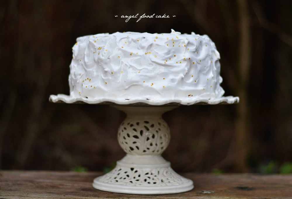 Tasty Tuesday Angel Food Cake From Scratch 7 Minute Frosting