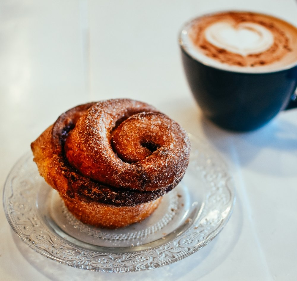 Cinnamon Brioche - photo by me.