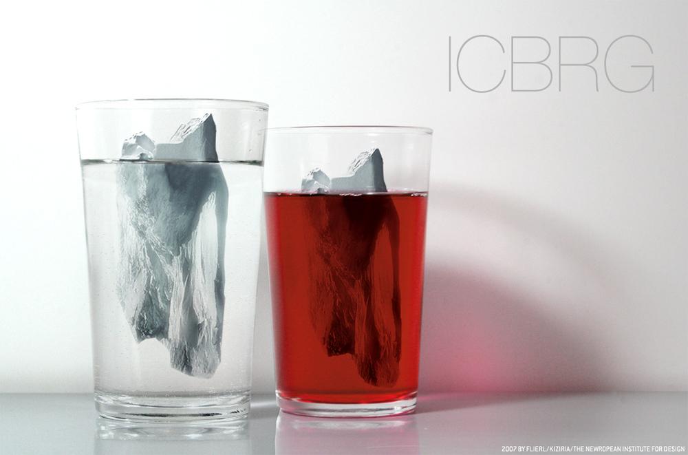 ICBRG Ice cube tray