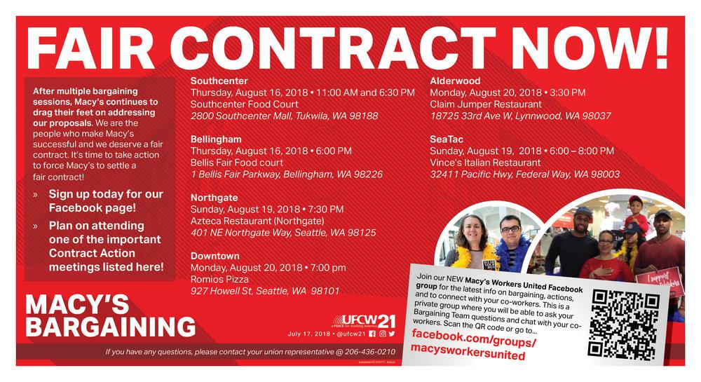 8d1d08b0f55 Macy's - Fair Contract Now! — UFCW 21