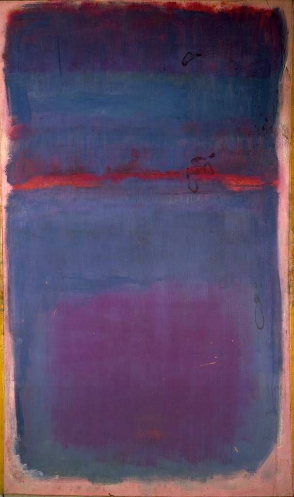 artimportant :     Mark Rothko - Untitled, 1949