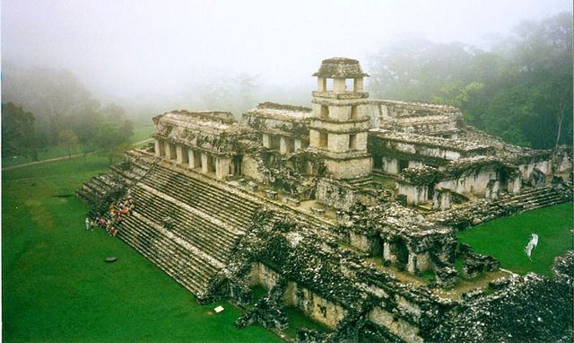 Palenque- The best known Mayan Civilization in Chiapas