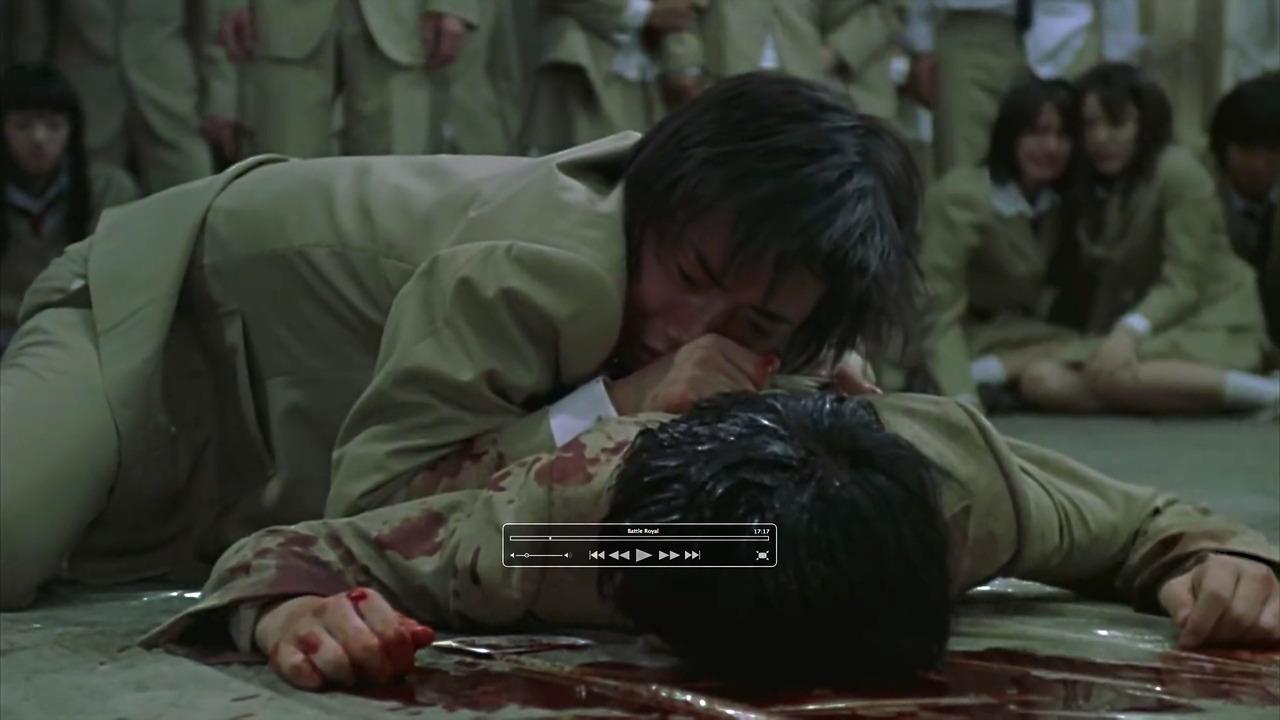 Stills 17:17 Batoru Rowaiaru Director: Kinji Fukasaku