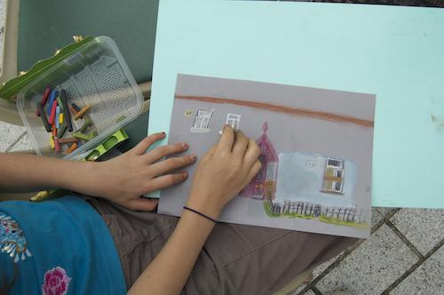 kids-chapelizod-dereliction-workshop