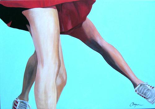 Tennis Legs