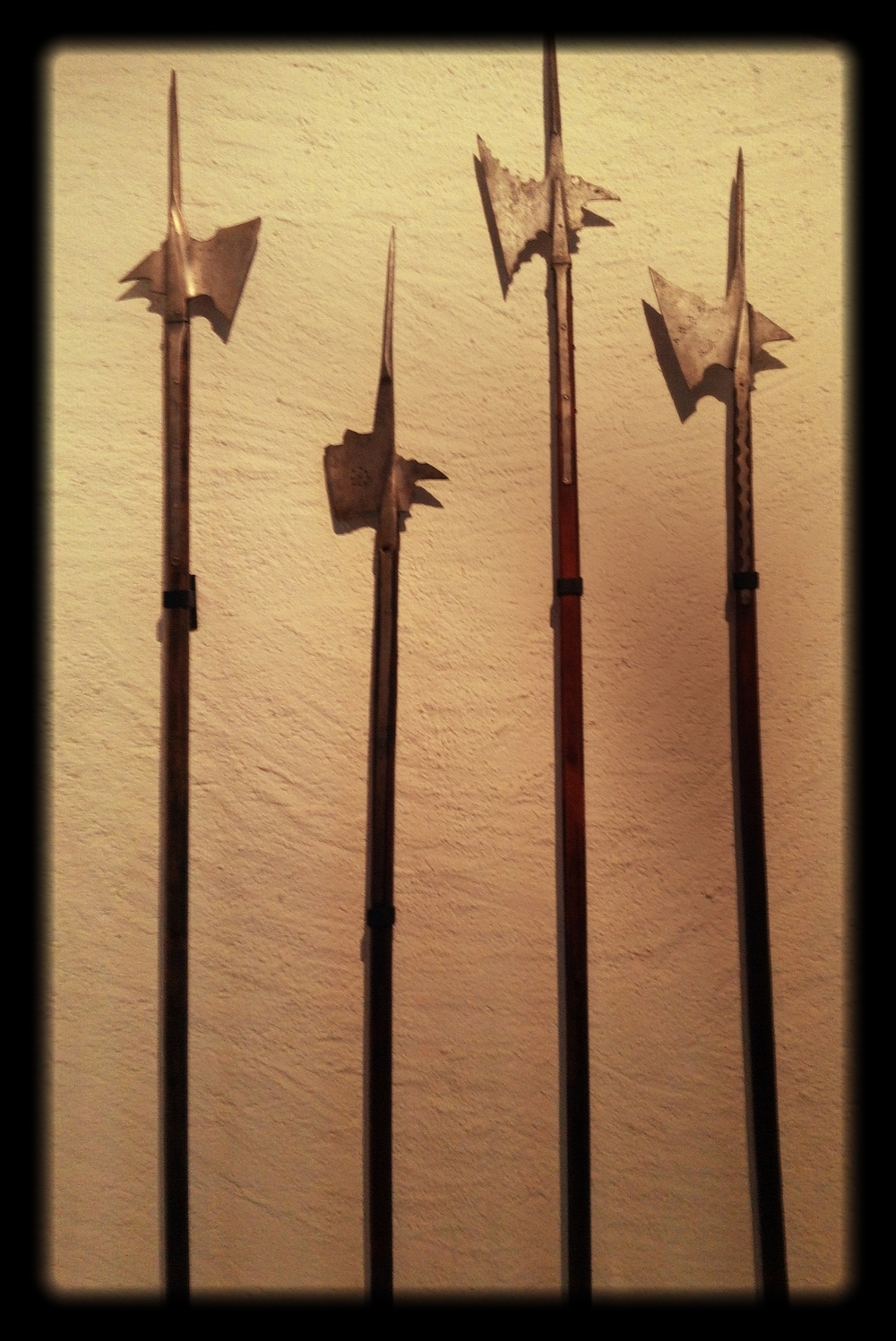 11th_century_warrior_axes_from_the_Castle_Gruyères