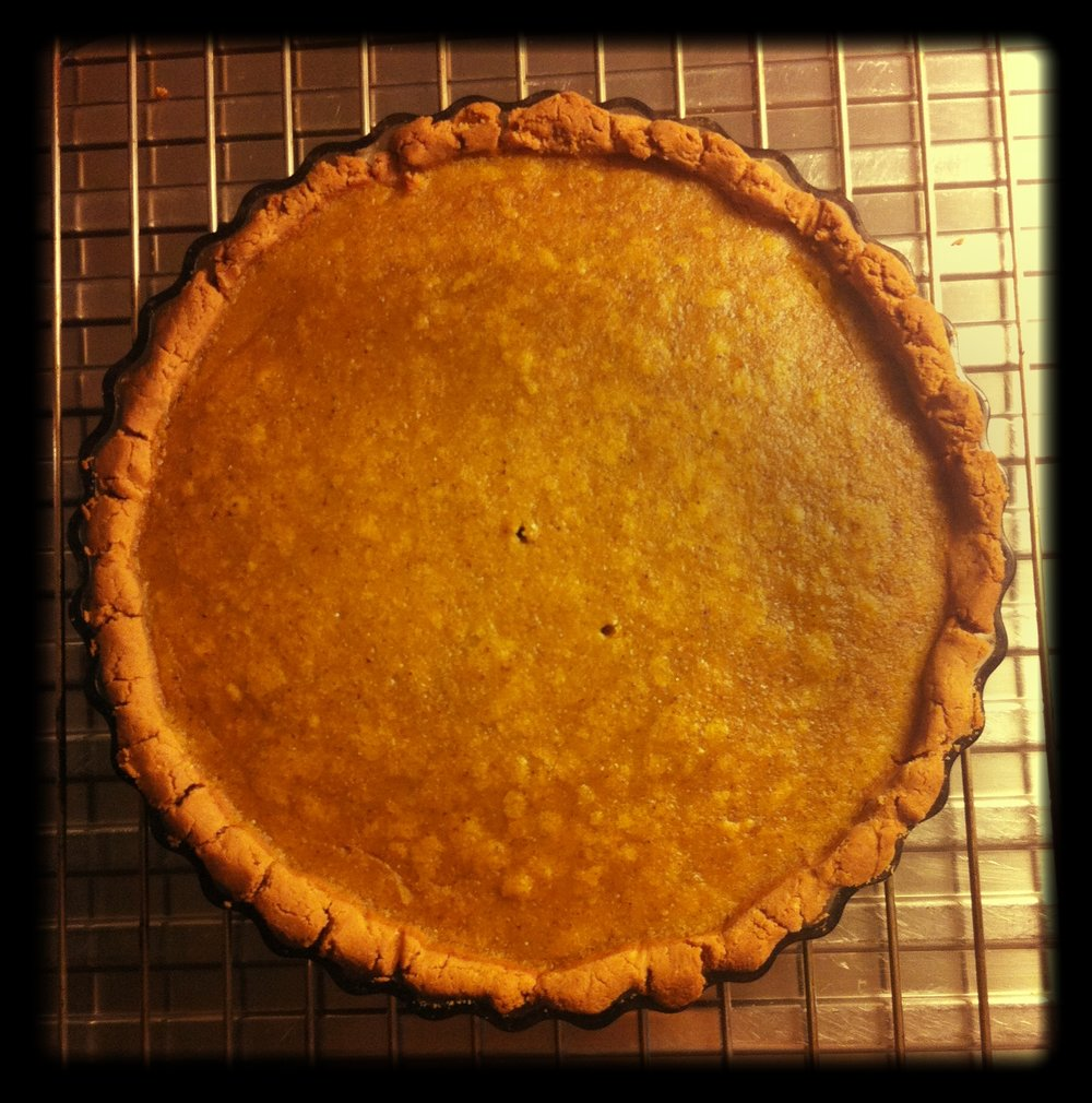 My_First_Ever_Home-made_Pumpkin_Pie
