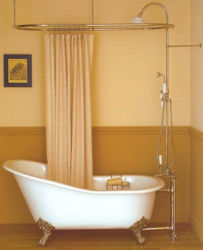 Vintage_clawfoot_tub_w_shower