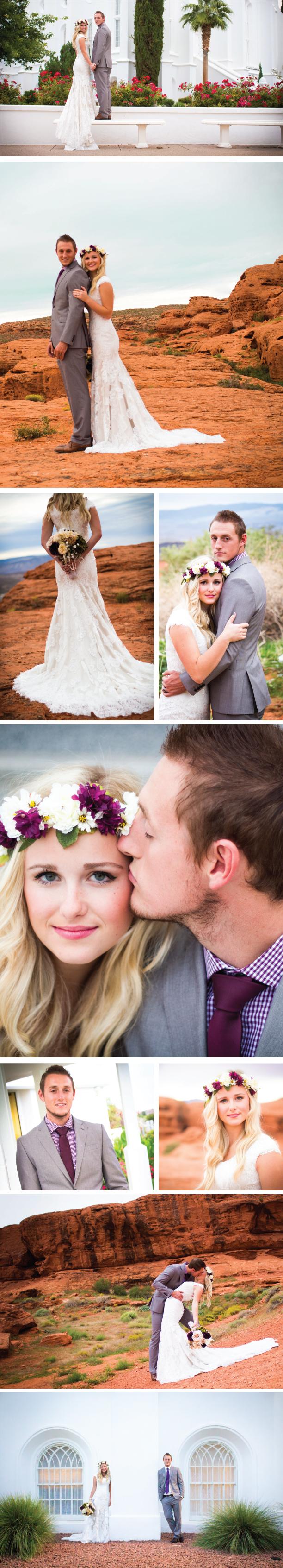 Dustin & Baylee | Bridals