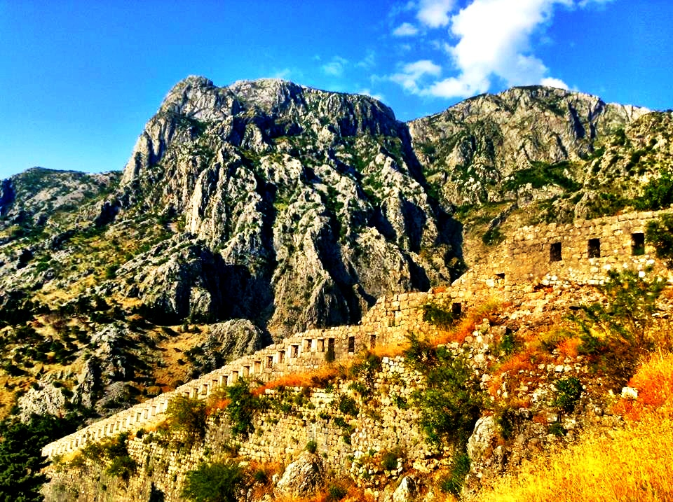 The Kotor Fortress