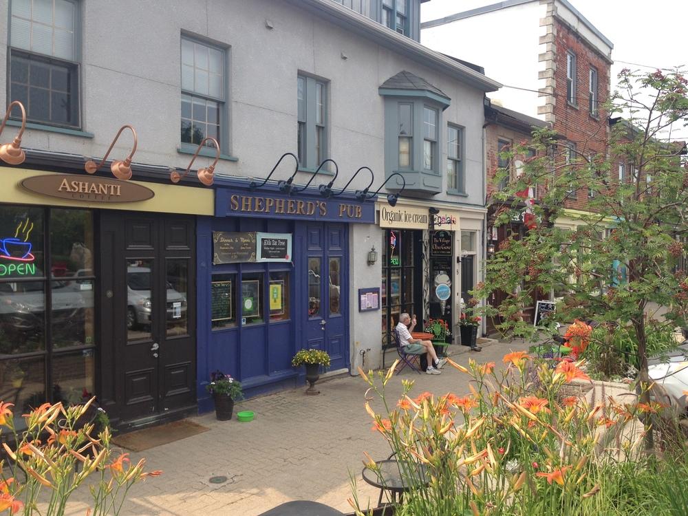 Downtown Elora