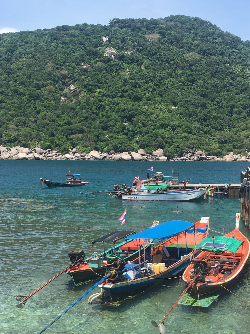 Koh Tao excursion