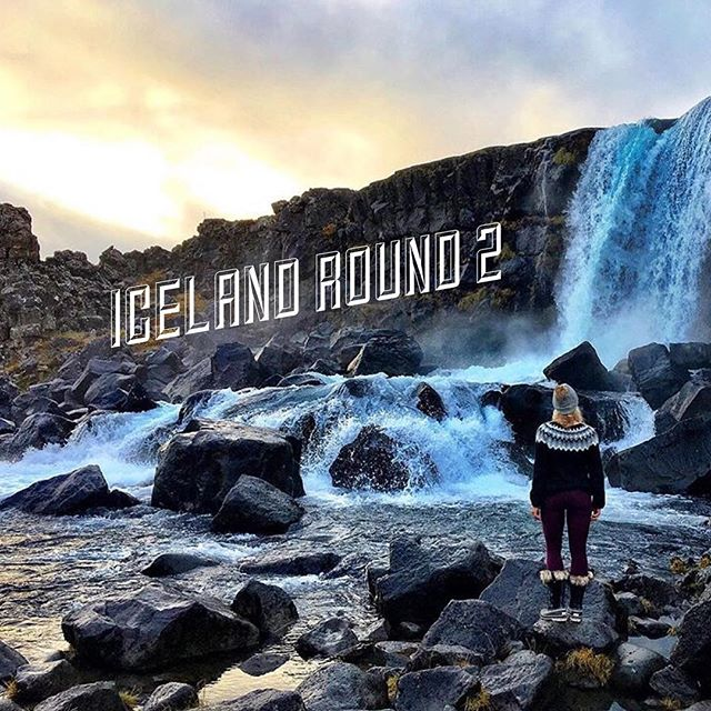 Can't wait to head back to the land of fire and ice this fall! Usually I try to avoid visiting the same place twice, but Iceland had captured my heart a few years ago and i am excited to head back! 🔥❄️ #iceland #icelandtravel #mystopover #iceland_tourist #icelandair