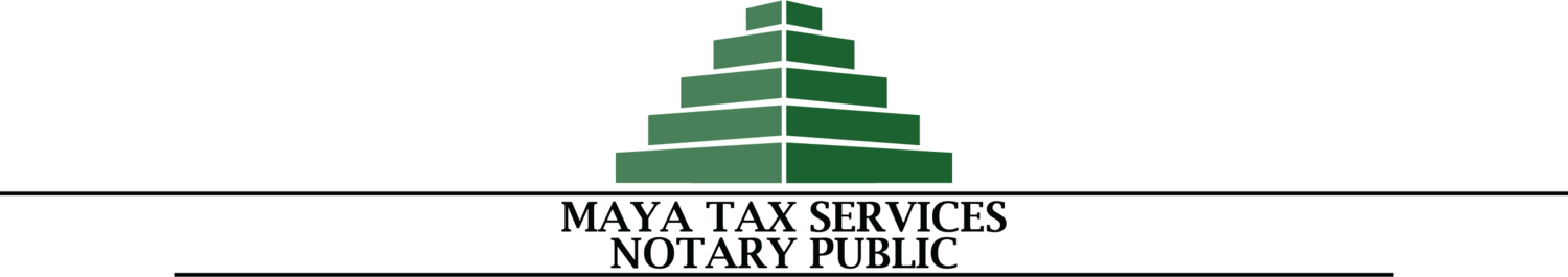 Maya Income Tax Services San Jose CA, Notary Public, Real Estate, Impuestos, Notario, Bienes Raices.