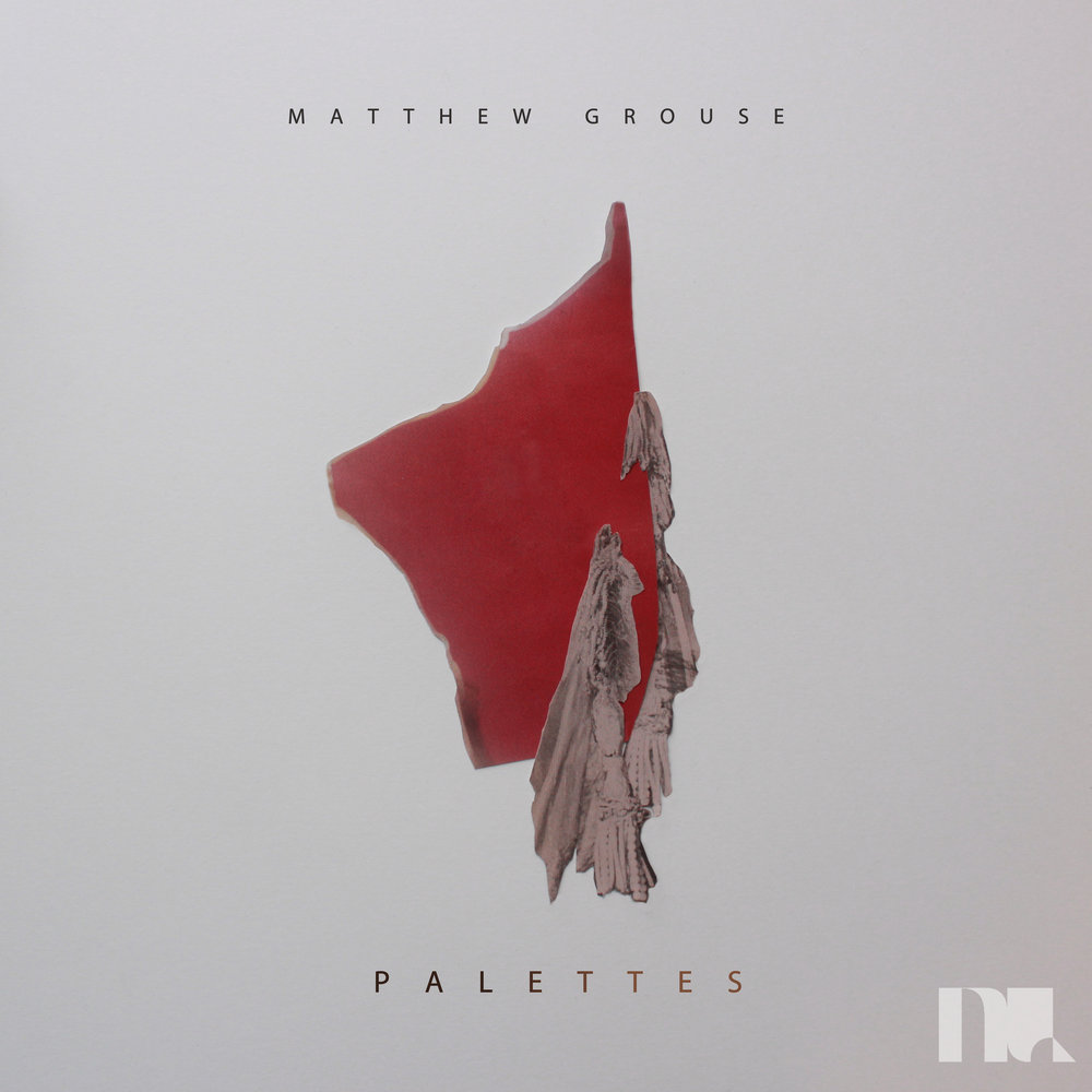 Matthew Grouse - Palettes