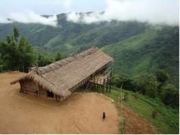 Daribokgre Nokachik, Garo Hills, Source: http://westgarohills.gov.in/photogallery.html