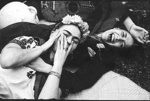 Frida Kahlo and Chavela Vargas