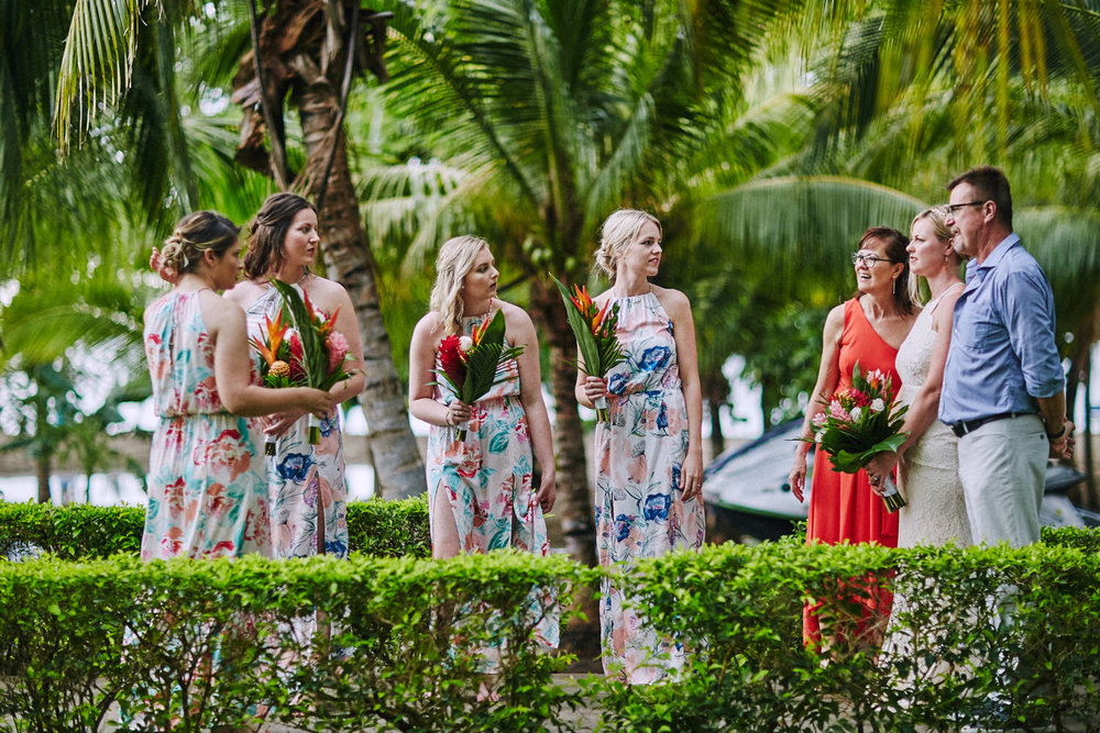 Destination Wedding Photography Hotel Riu Guanacaste