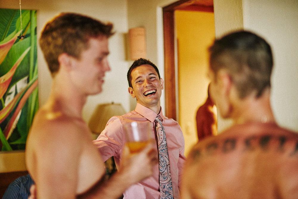 Wedding photographers Cala LunaTamarindo