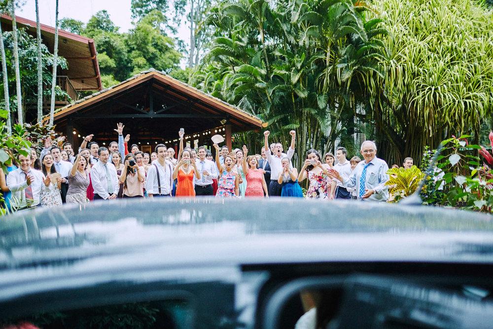 Boda en Hacienda Villa Hermosa Costa Rica