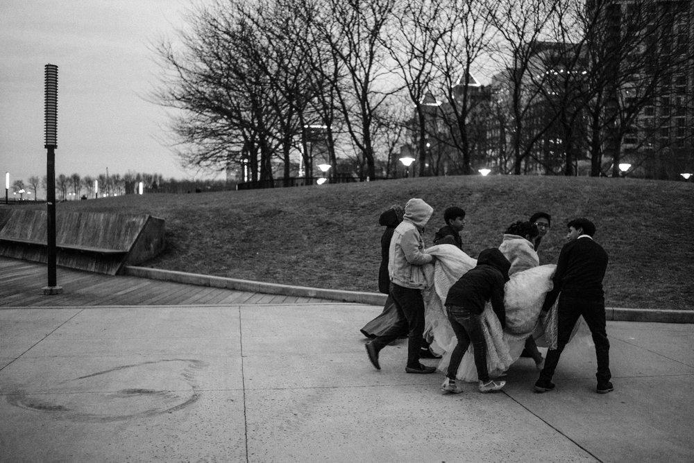 Street photography new york
