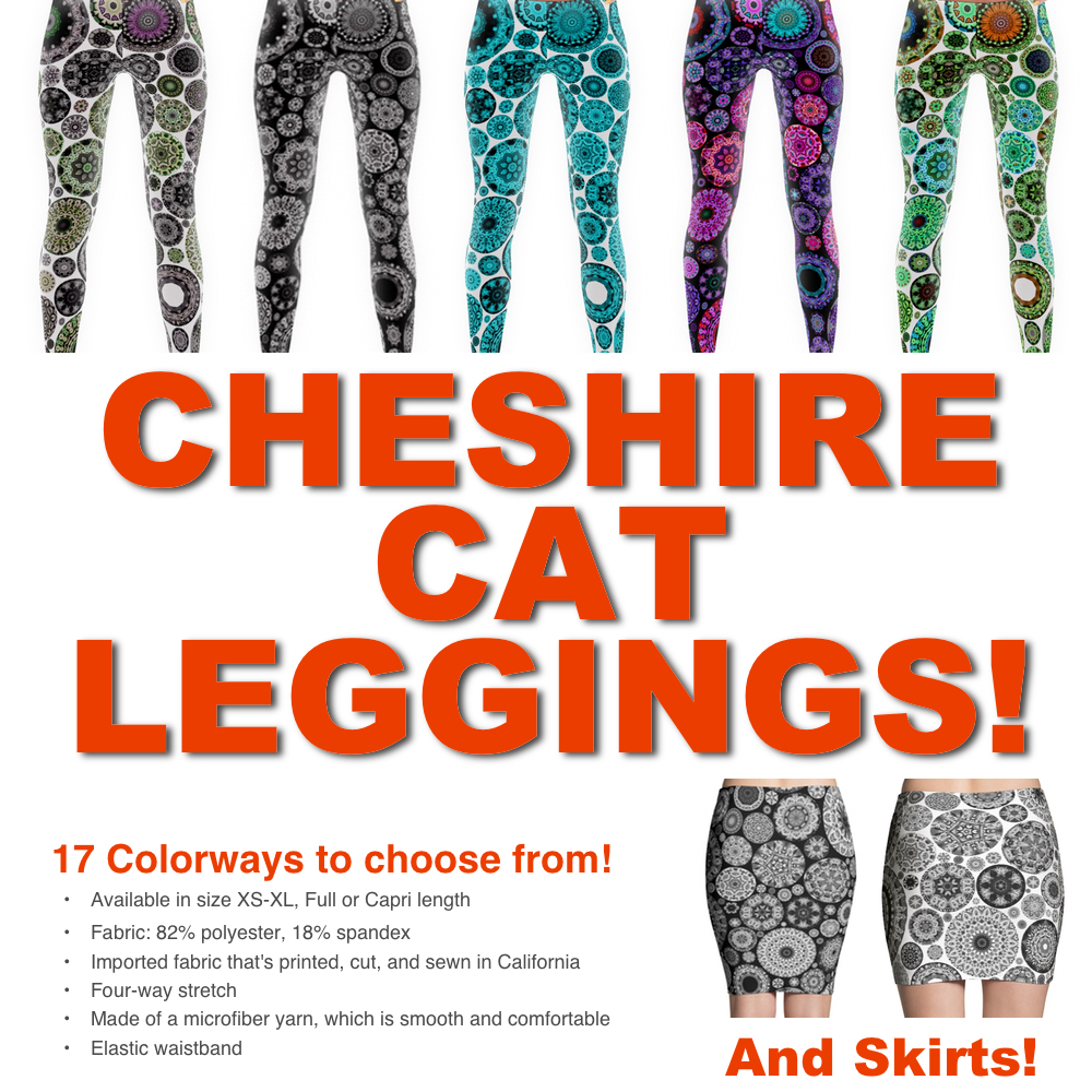You have asked for it and now I have a company that provides quality and comfortable leggings...and skirts!