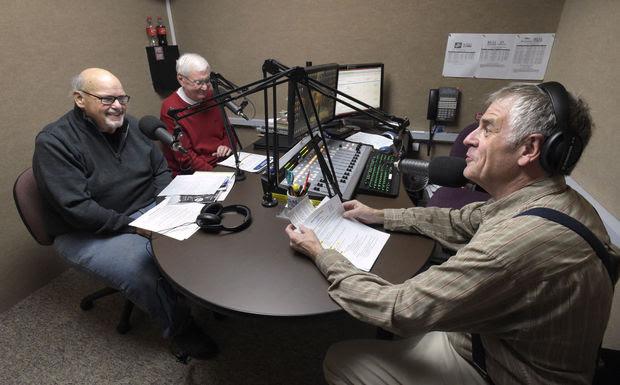 March 16, 2016, Valley Talk ON 1580 KGAL. Dan Kress- Executive Director (left), John Donovan- Development Director (center), Jim Willhight Development Consultant (right). Listen click here.