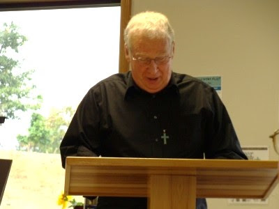 Pastor Les Bailey, founder and Former Executive Director (2005)