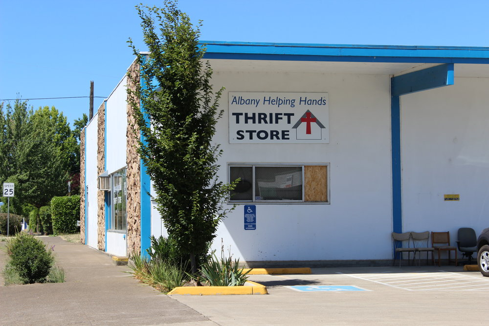 Albany Helping Hands Thrift Store Albany Helping Hands