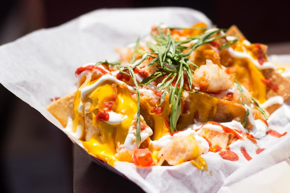 Lobster Nachos from Lobsterdamus