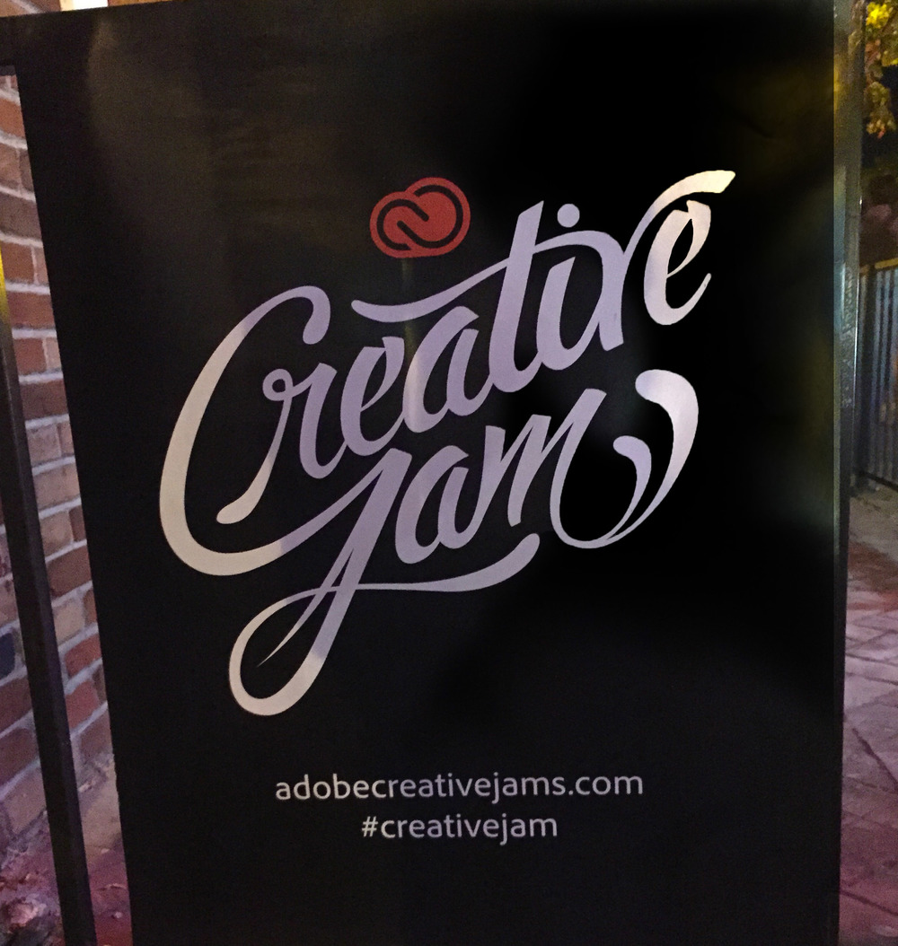 Adobe Creative Jam_Sign