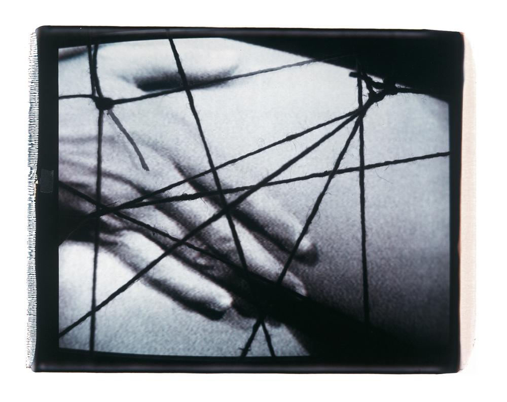 "Climax  Polaroid 20""X24"" 1989"