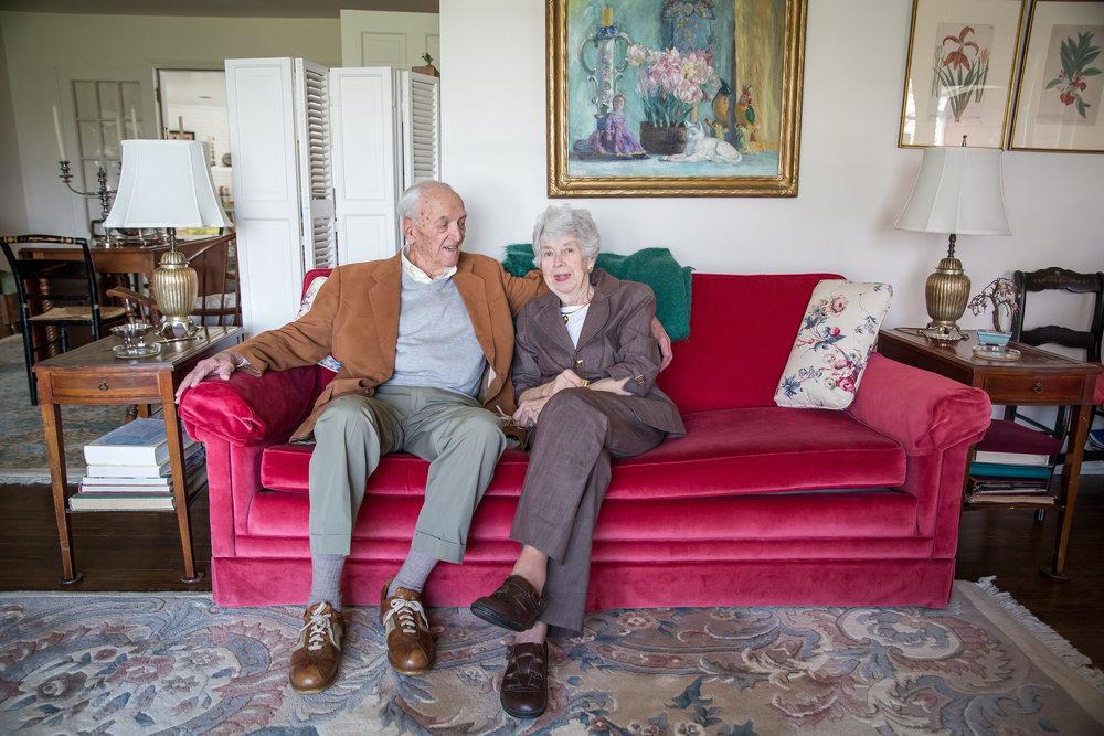 Gordon and Georganne