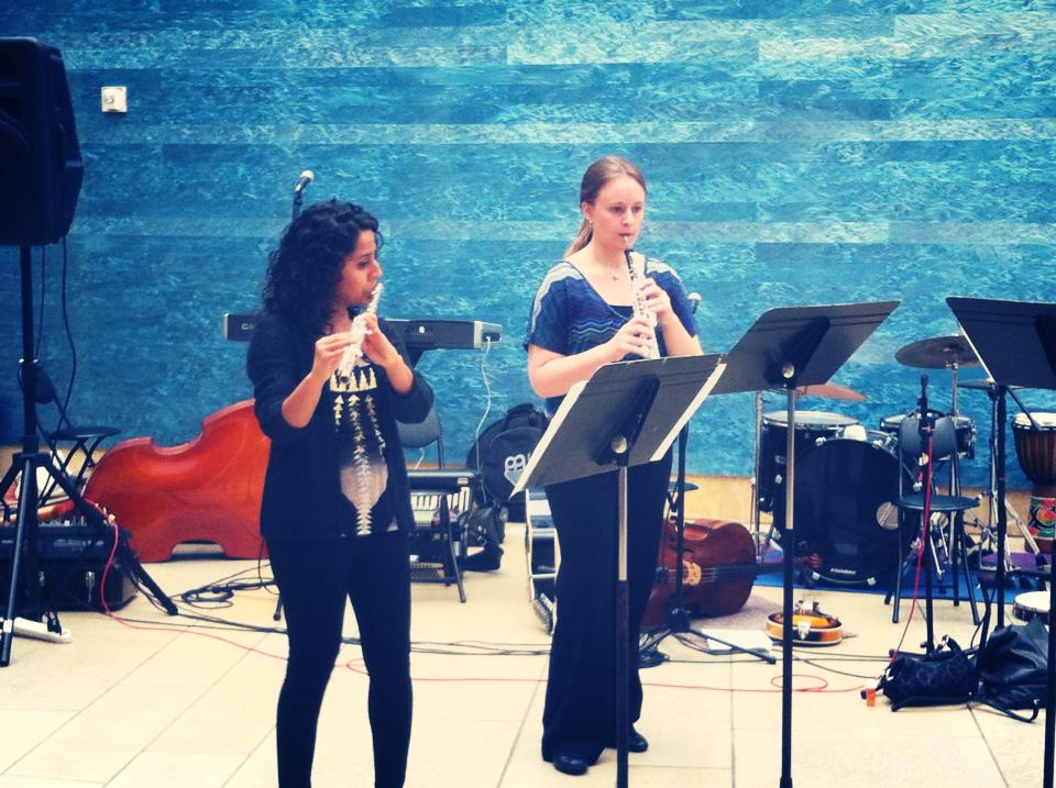 Soundspace Concert Series, Blanton Museum of Art