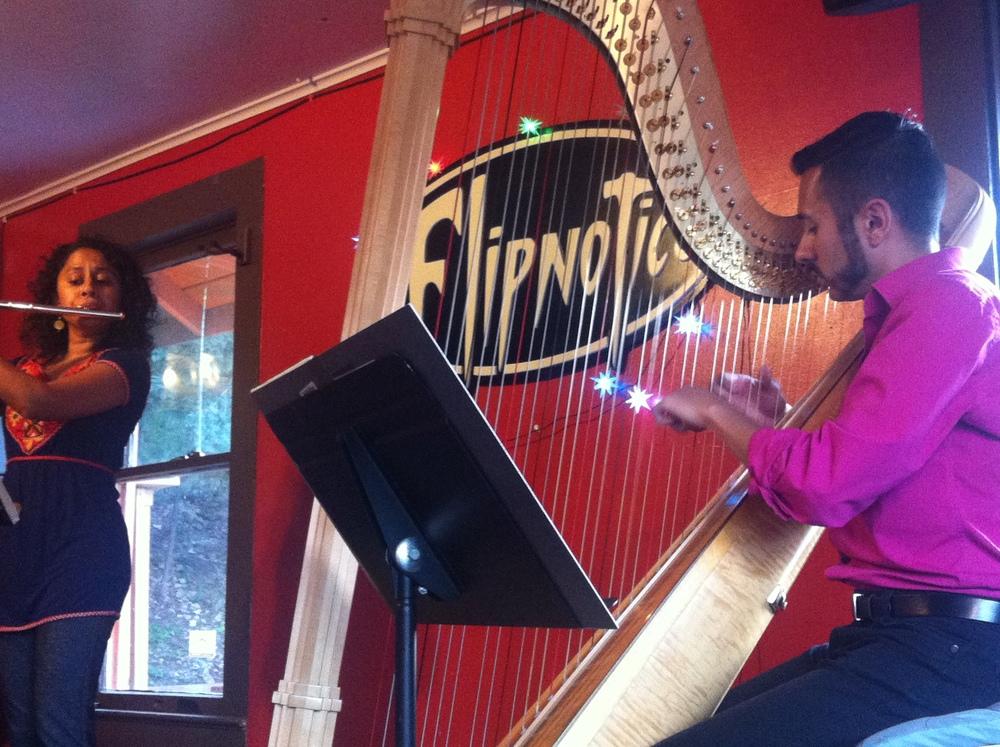 Performance with Soundbridge Project